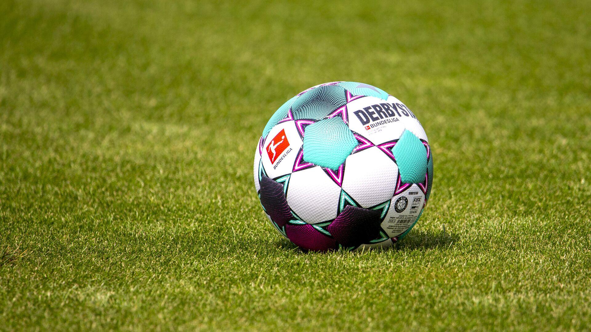 Мяч чемпионата Германии по футболу - РИА Новости, 1920, 28.02.2021
