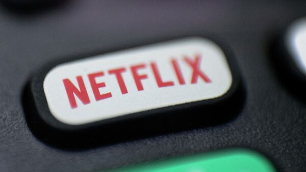 Кнопка Netflix на пульте дистанционного управления