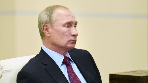 В Кремле оценили сроки встречи Путина с Дегтяревым