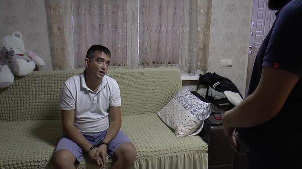 Задержание подозреваемых лиц  в похищении на территории России и насильственному перемещению на Украину гражданина РФ, одного из лидеров народного ополчения Донбасса