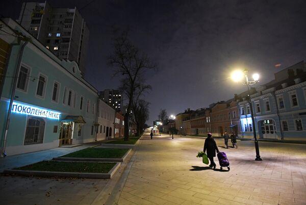 Улица Школьная в Москве