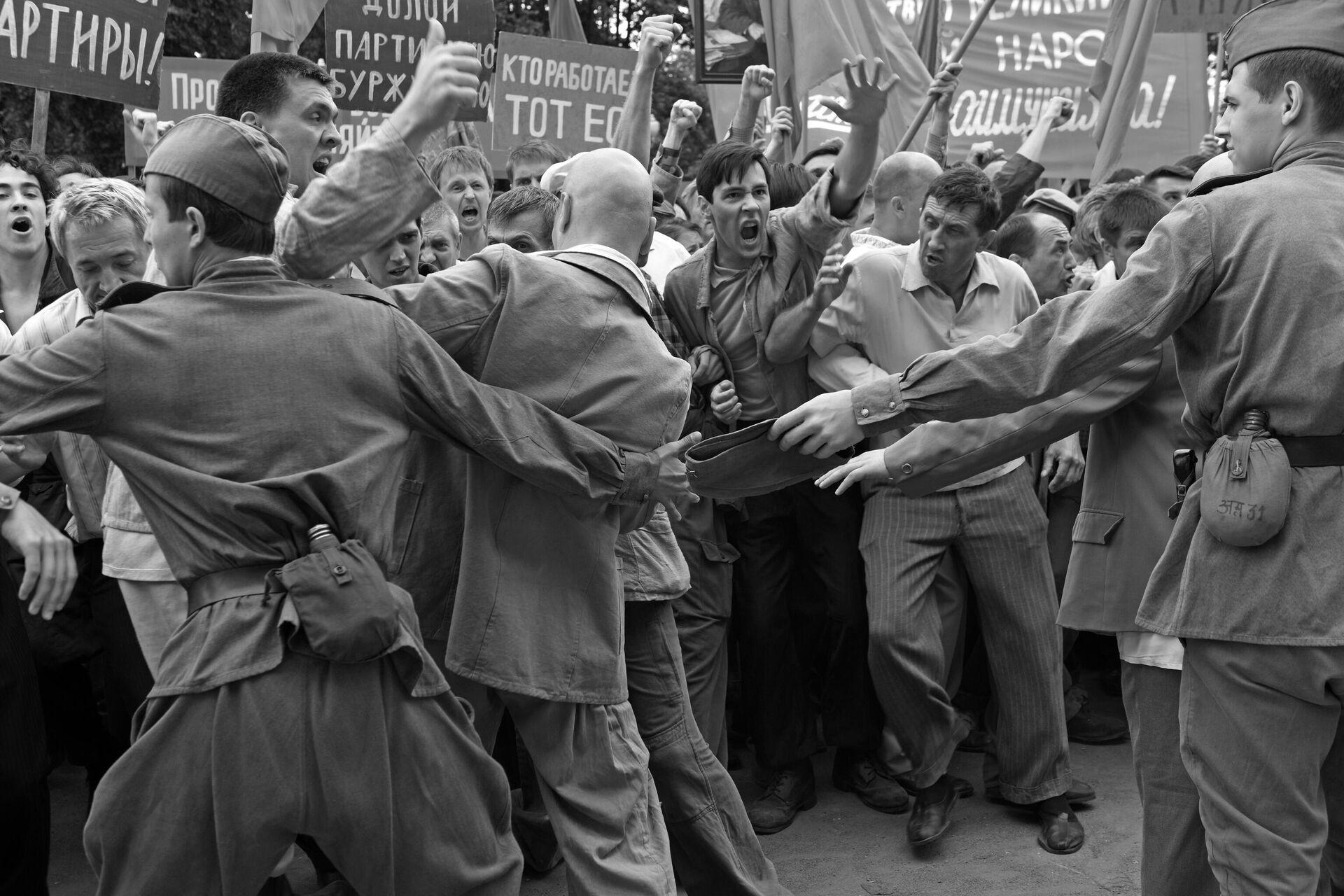 Кадр из фильма Дорогие товарищи! - РИА Новости, 1920, 16.09.2020