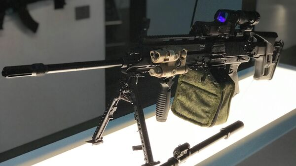 Новейший пулемет для Минобороны РФ РПЛ-20
