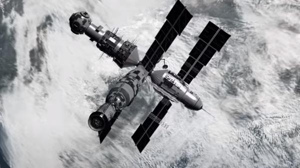 Кадр из промо-ролика СВР Украины в YouTube