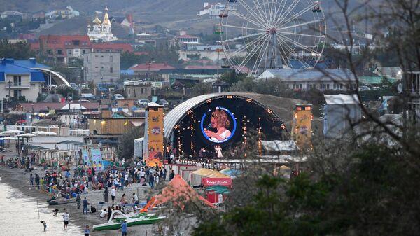 На Международном джазовом фестивале Koktebel Jazz Party - 2020 в Крыму