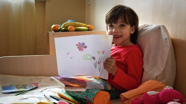 В тульской больнице появится площадка для комплексной реабилитации детей