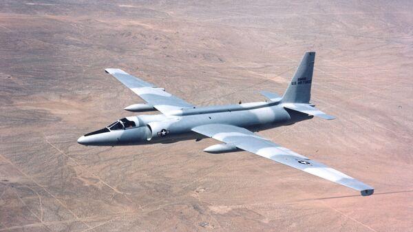 Американский высотный самолёт-разведчик Lockheed U-2