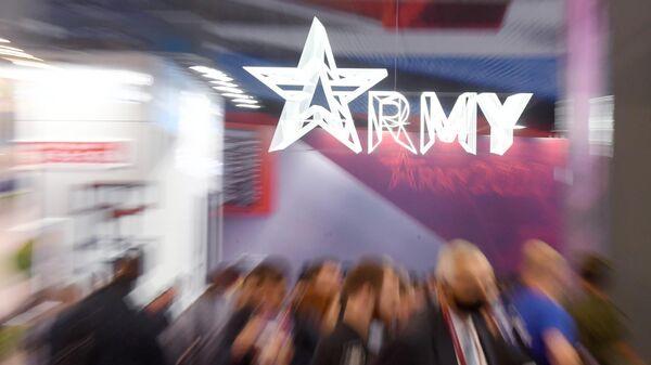 Посетители Международного военно-технического форума Армия-2020