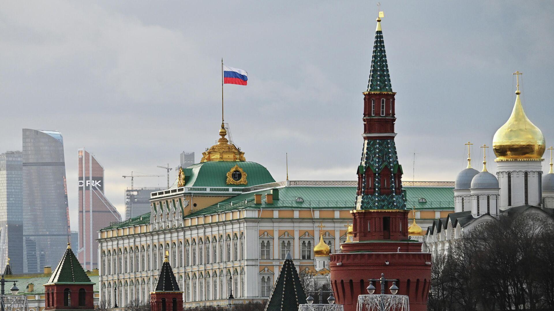 Московский Кремль - РИА Новости, 1920, 29.04.2021