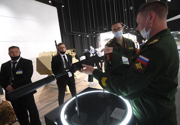 Форум Армия-2020. Экспозиция