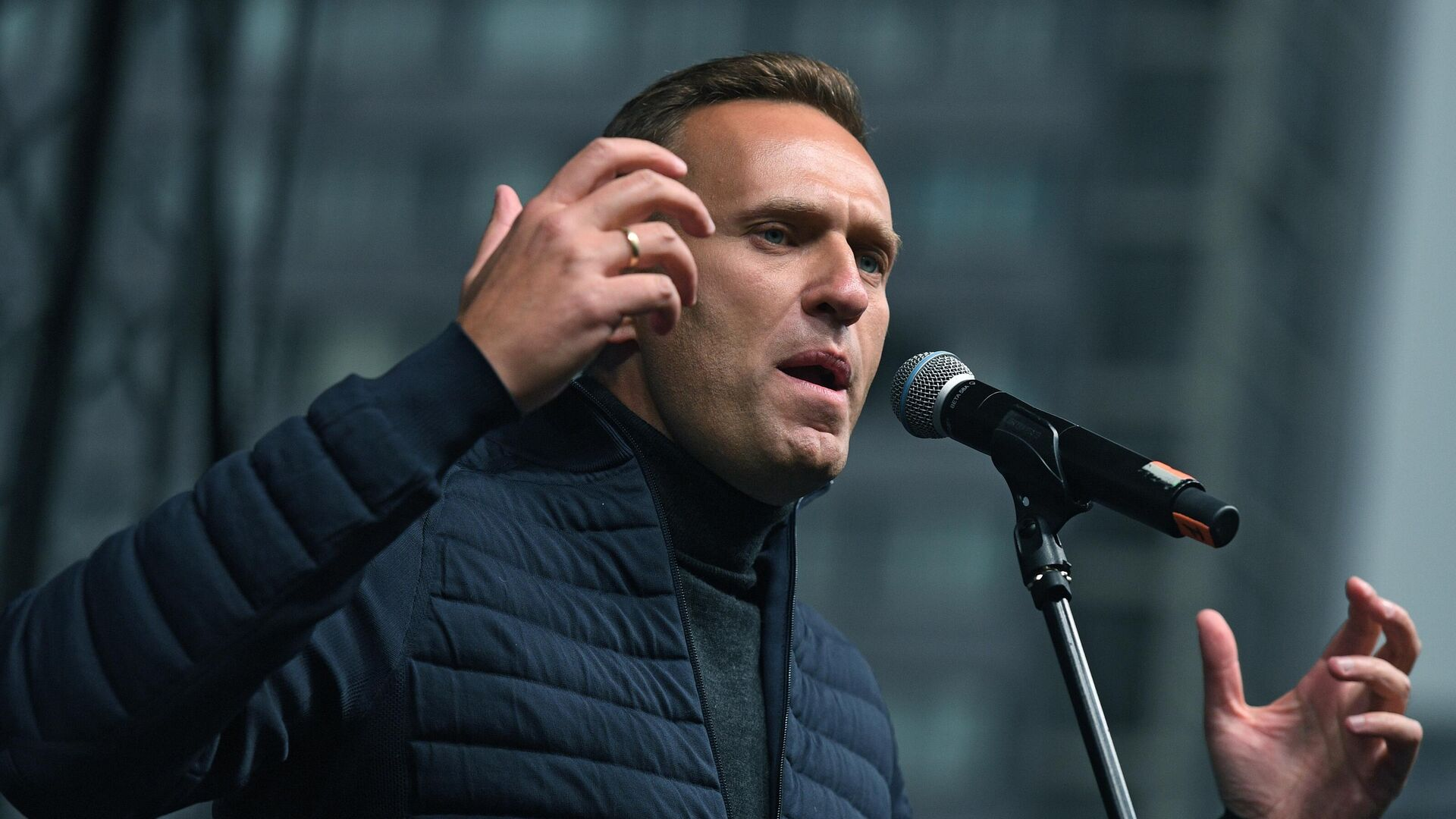 Алексей Навальный - РИА Новости, 1920, 06.09.2020