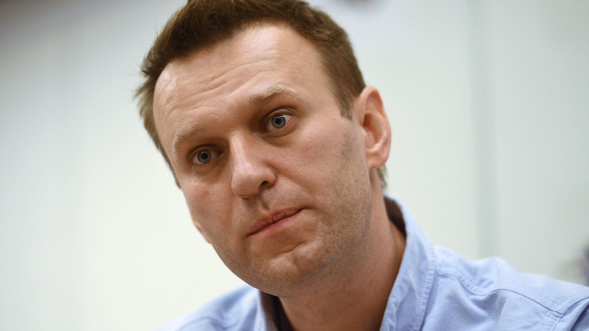 Алексей Навальный - РИА Новости, 1920, 18.01.2021