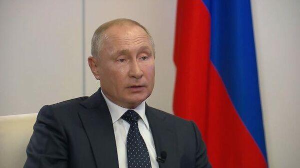Путин анонсировал появление второй российской вакцины от коронавируса