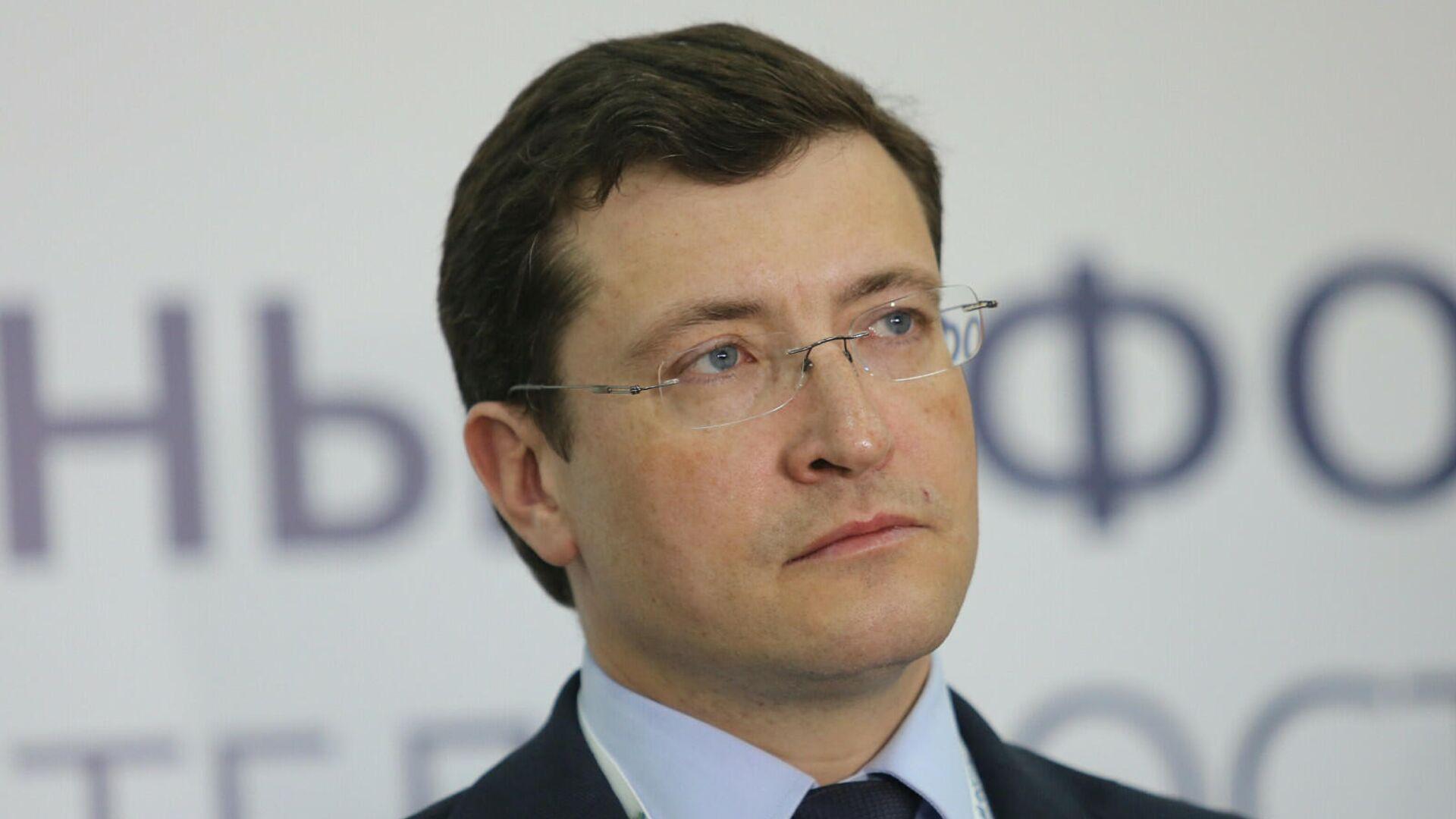 Никитин представил Путину программу развития нижегородской агломерации