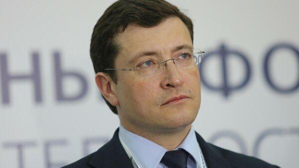 Губернатор Нижегородской области Глеб Никитин