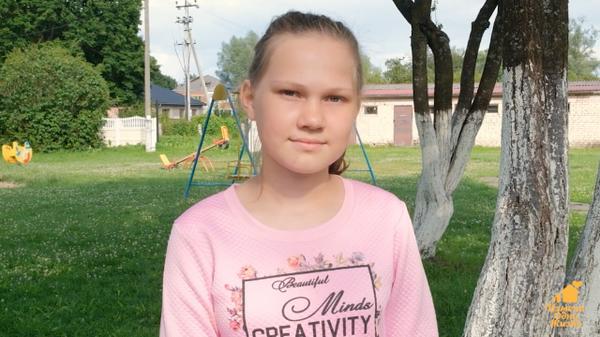 Александра К., июнь 2007, Калининградская область