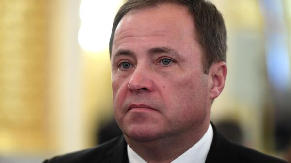 Полномочный представитель президента РФ в Приволжском федеральном округе Игорь Комаров
