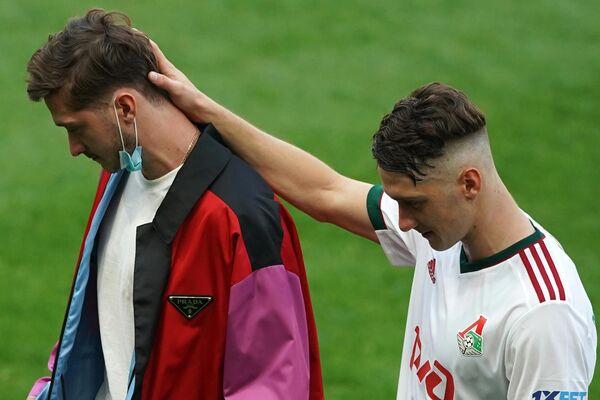 Алексей Миранчук (слева) и Антон Миранчук