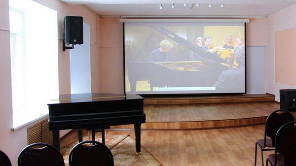 Виртуальный концертный зал в Кинешемской детской школе искусств