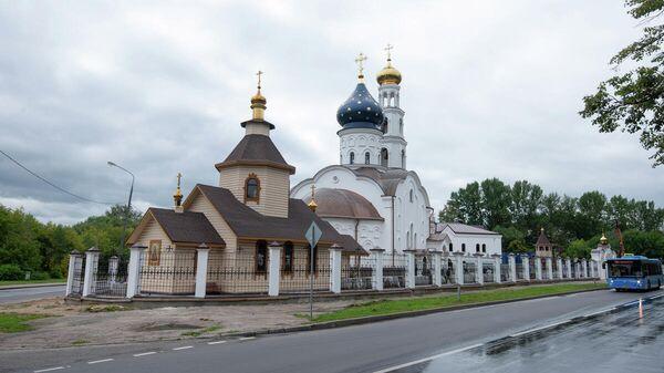 Главный храм МЧС России в Москве