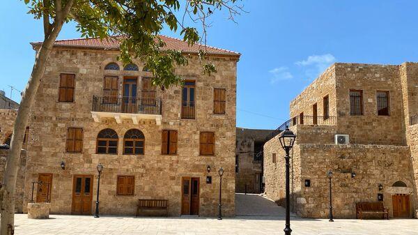 Деревня диаспор мира в городе Батрун на севере Ливана