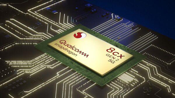 Вычислительная платформа Qualcomm Snapdragon 8cx Gen 2 5G