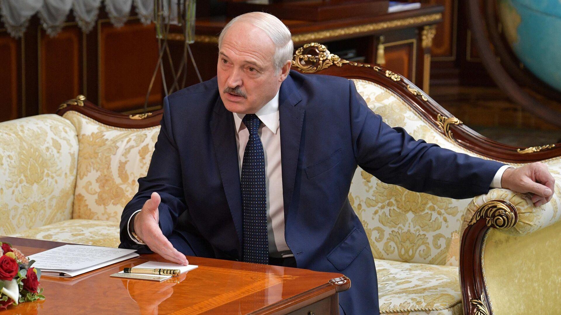 Президент Белоруссии Александр Лукашенко - РИА Новости, 1920, 16.09.2020