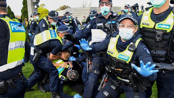 Полицейские в Австралии