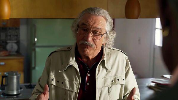 Кадр из фильма Афера по-голливудски