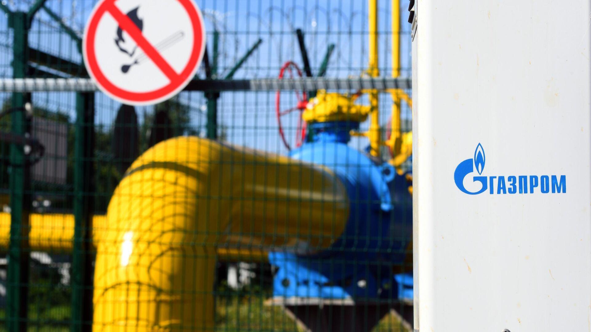 Газопровод высокого давления от ГРС №2 Елабуга Центральная - ПАО Нижнекамскнефтехим - РИА Новости, 1920, 08.03.2021