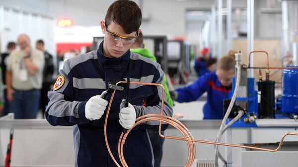 Национальный чемпионат Молодые профессионалы (WorldSkills Russia)