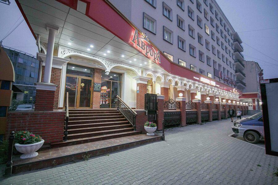 Ресторан Аврора  в Якутске - настоящая высокая русская кухня!