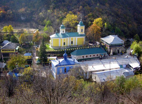 Сахарнянский Троицкий монастырь