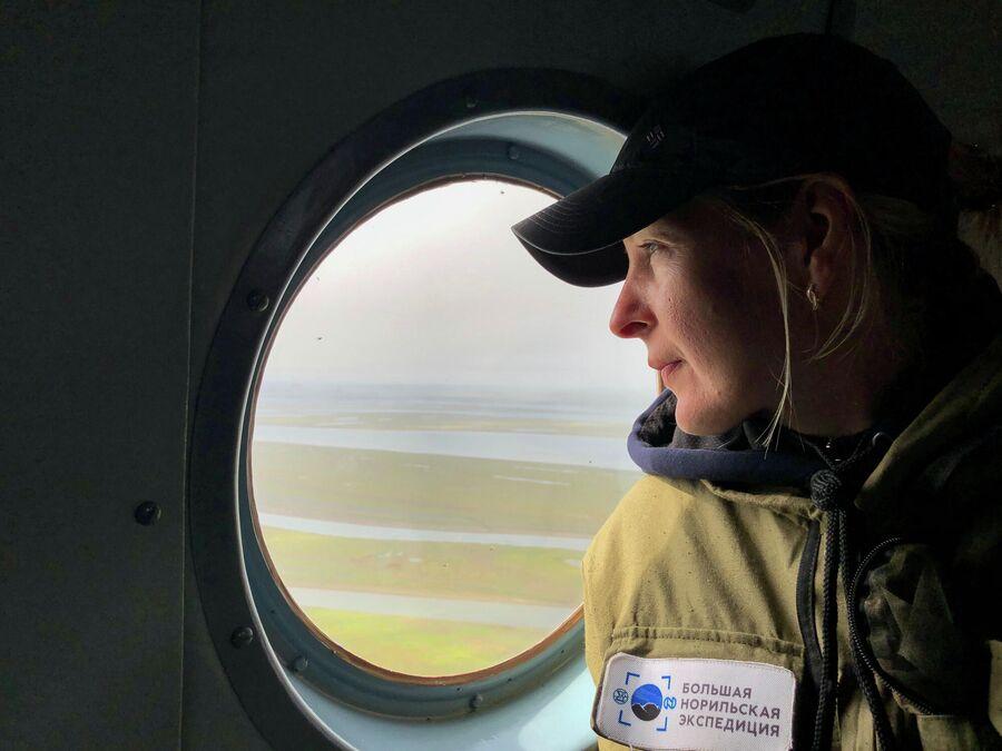 Возвращение с Карского моря