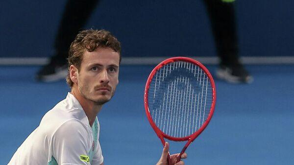 Теннисист Уэсли Колхоф (Нидерланды)