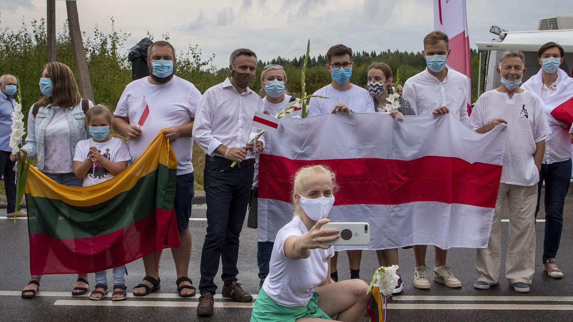 Макей: глава МИД Литвы хочет больше всех вылить грязи на Белоруссию