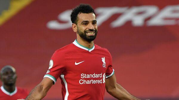 Футболист Ливерпуля Мохамед Салах