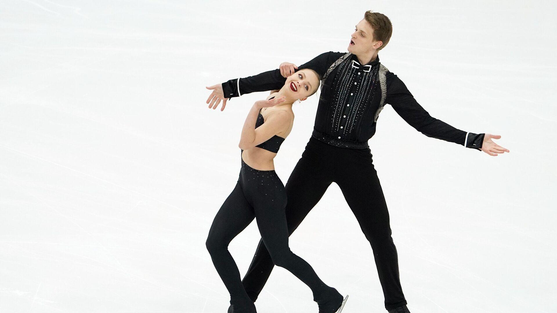 Александра Бойкова и Дмитрий Козловский  - РИА Новости, 1920, 13.09.2020