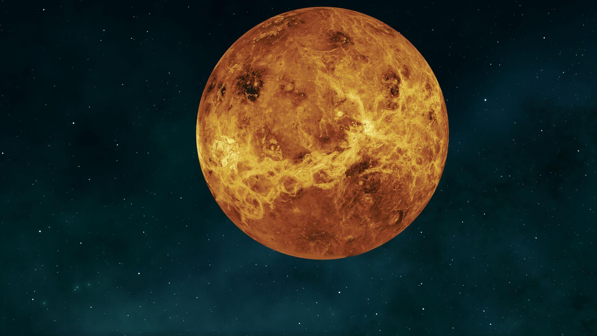 Планета Венера - РИА Новости, 1920, 17.09.2020