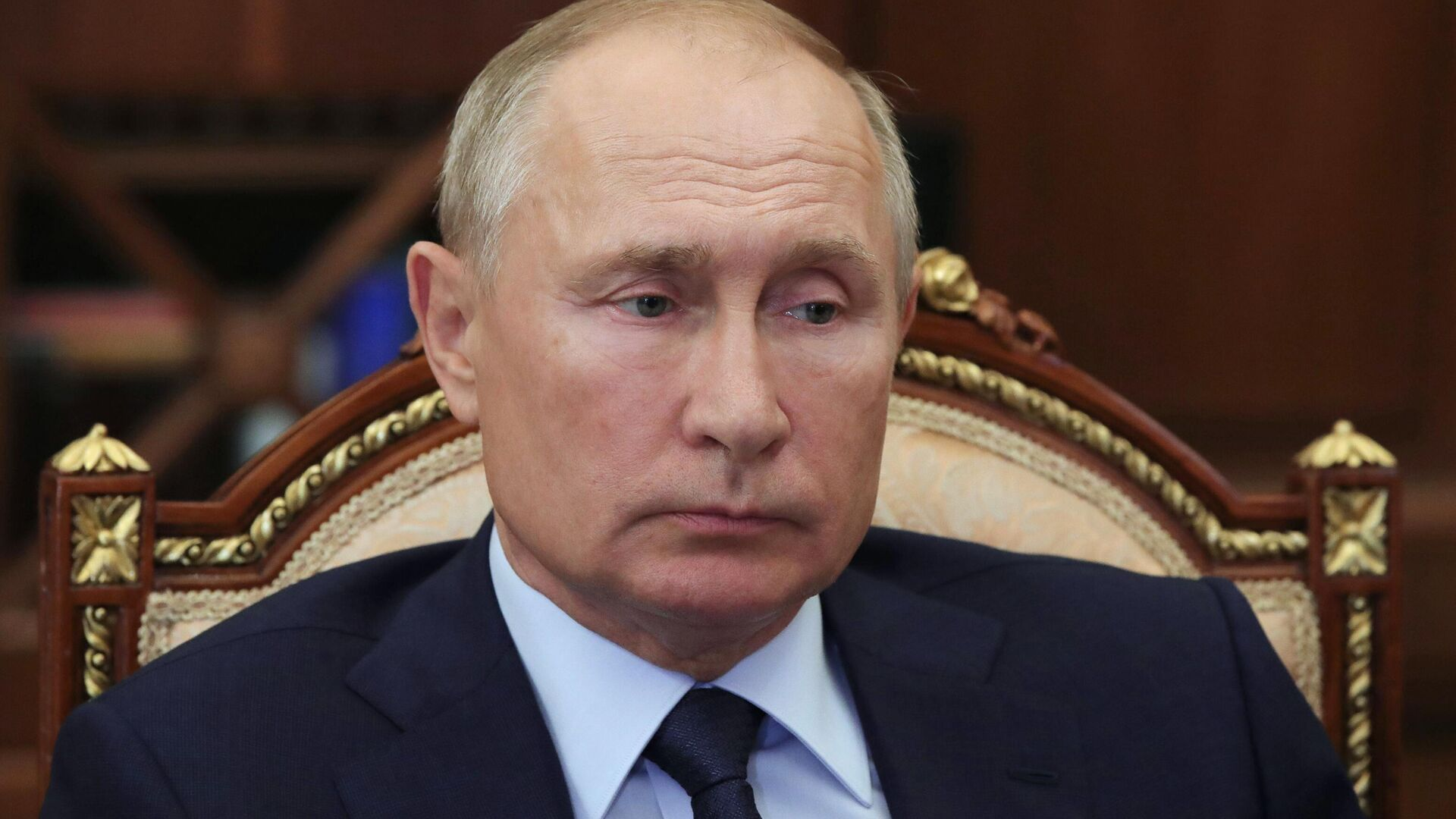 Президент РФ Владимир Путин  - РИА Новости, 1920, 23.09.2020