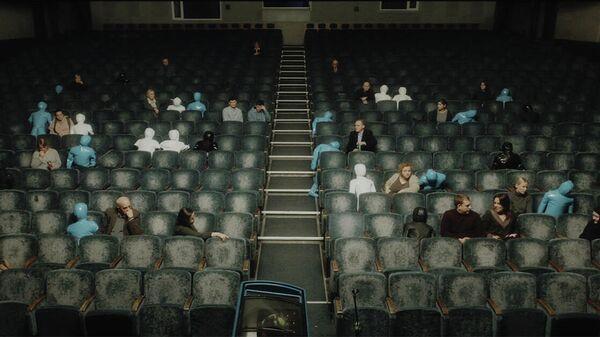 Кадр из фильма Конференция режиссера Ивана Твердовского