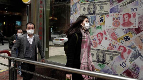 Американский банк: Китай и коронавирус начали ломать превосходство США
