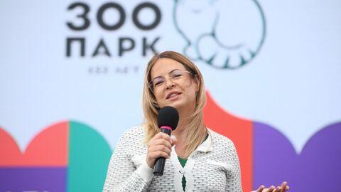Светлана Акулова: московский зоопарк - это настоящий музей