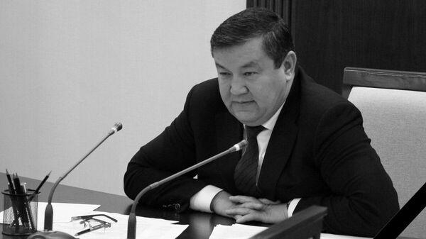 Вице-премьер Узбекистана Уктам Барноев