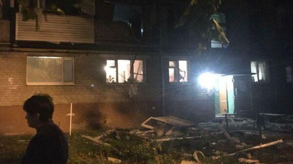 Взрыв газа в жилом пятиэтажном доме в Тюмени