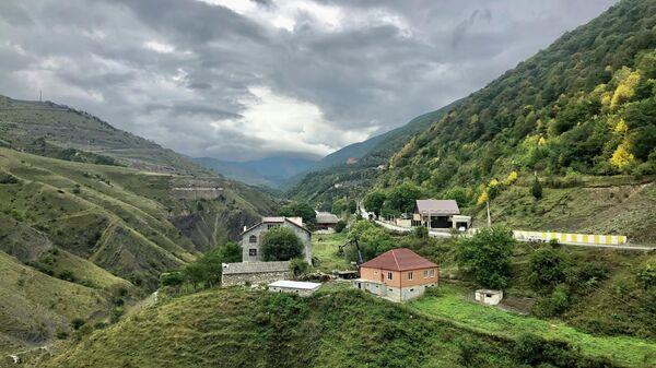 Селение Джейрах, Ингушетия