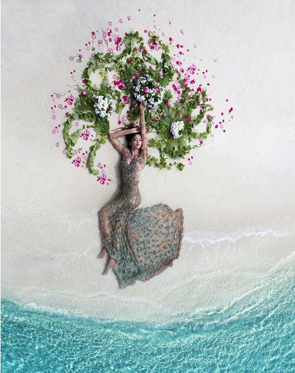 Mohamed Azmeel. Работа победителя конкурса Drone Photo Awards 2020