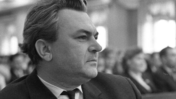 Кинорежиссер Сергей Бондарчук