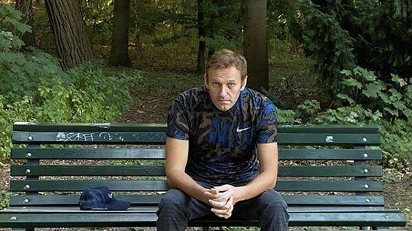 Алексей Навальный в Берлине