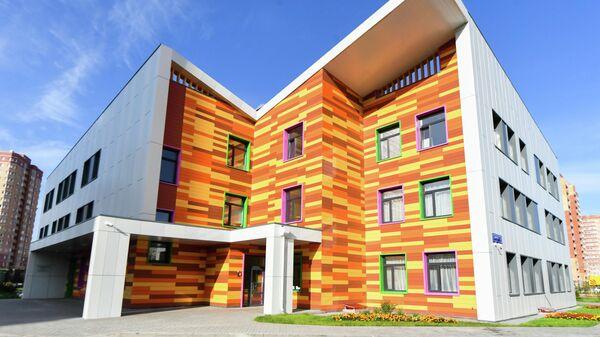 Здание детского сада Сказка в Домодедове